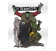 The DeMonsters Poster