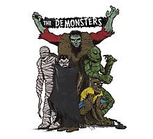 The DeMonsters Photographic Print