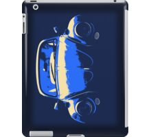 Blue Beetle iPad and Sticker version iPad Case/Skin