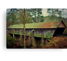 Concord Bridge, Smyrna, Georgia Canvas Print