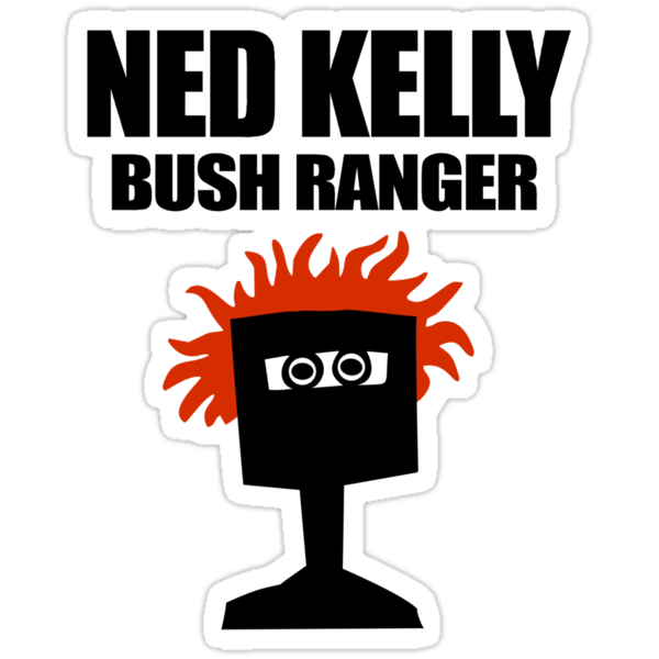 Ned Kelly, Bush Ranger by jezkemp