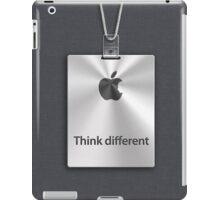 think different iPad Case/Skin