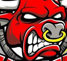 PTV Bulls In The Bronx Sticker