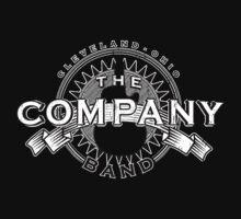The Company Band - Design 1 - light Kids Tee