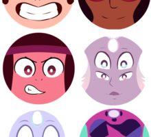 Steven Universe - (Updated) Cast Pattern! Sticker