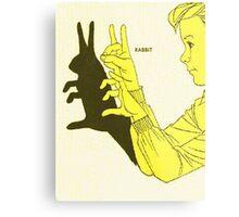 Run Rabbit Run : Such a Good Boy Metal Print