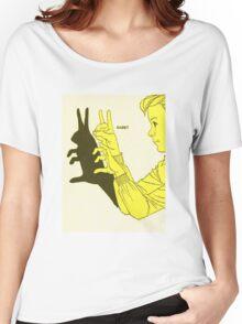 Run Rabbit Run : Such a Good Boy Women's Relaxed Fit T-Shirt