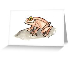 Coqui Coqui Greeting Card