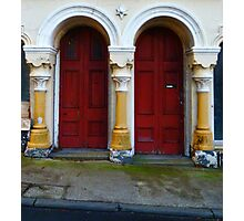 Two Doors Down Photographic Print