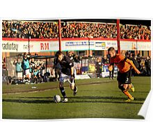 Dundee FC Poster