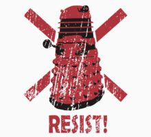 Resist the Daleks! Kids Clothes
