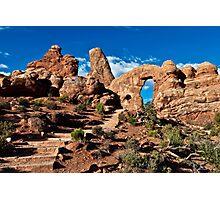 Turret Arch Photographic Print