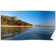 Garners Beach,FNQ Poster