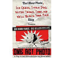Ep. 28 - One Act Photo Photographic Print