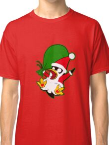 Hippo the Christmas Penguin! Classic T-Shirt