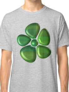 Green colorful Classic T-Shirt