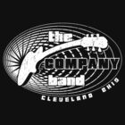 The Company Band - Design 5 -dark by Jeffery Wright