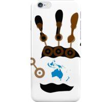 ROBOHAND AUSTRALIA iPhone Case/Skin