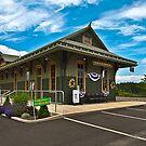 Gouldsboro Station by Marty Straub