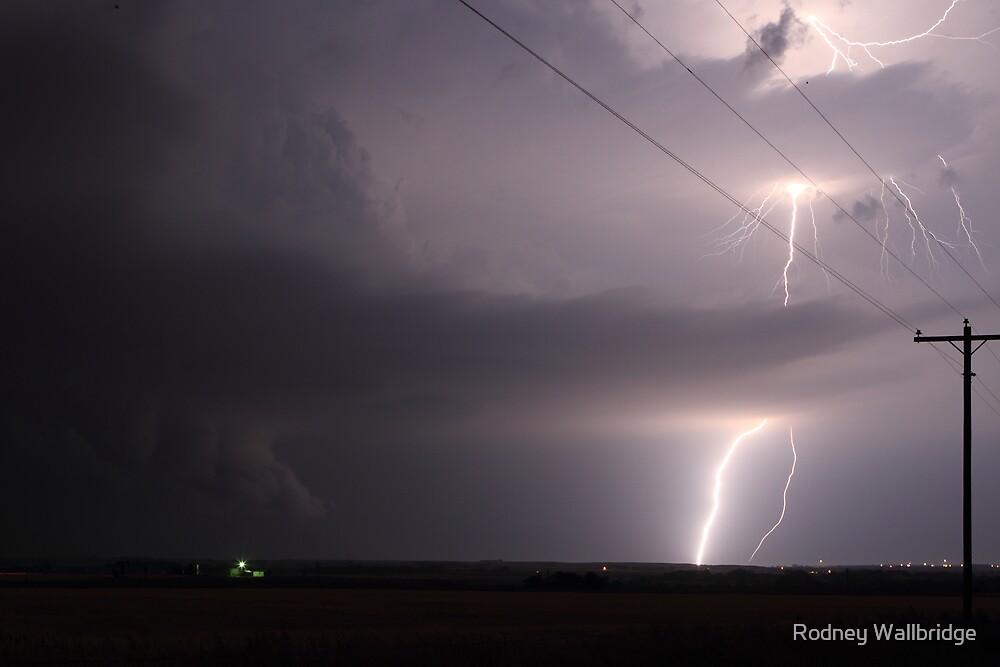Power from the sky by Rodney Wallbridge