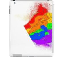 Dark side of the sages iPad Case/Skin