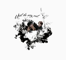 """James and Lily Potter """"Until The Very End"""" T-Shirt"""