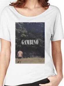Childish Gambino Women's Relaxed Fit T-Shirt