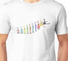 10 Lords a-Leaping Unisex T-Shirt