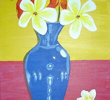 Flowers for Amanda by Bronwyn Blair