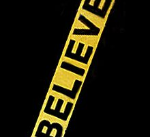 Justin Bieber Believe by Hannah Julius