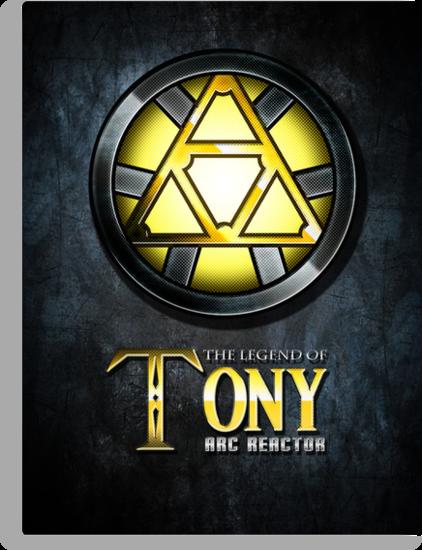 Triforce Reactor by Punksthetic