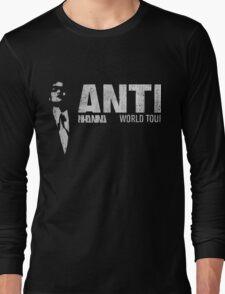 Rihanna - Anti World Long Sleeve T-Shirt