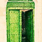 The Green Door by Amyn Nasser