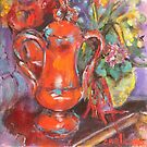 Reflections on still life by christine purtle