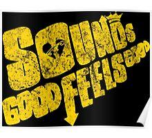 5SOS - SOUNDS GOOD Poster