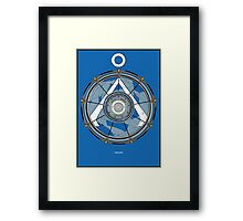 Basilica of the Gate of Stars Framed Print