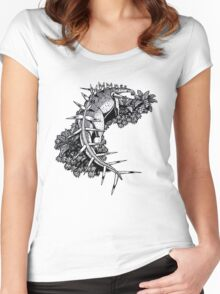 Kentrosaurus Women's Fitted Scoop T-Shirt
