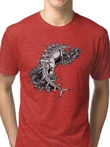Kentrosaurus Tri-blend T-Shirt