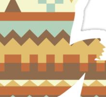 Aztec-Chu Sticker