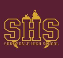 sunnydale high school deluxe | Unisex T-Shirt