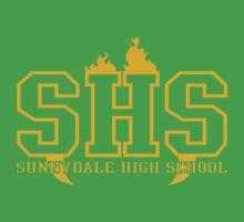 sunnydale high school deluxe Baby Tee