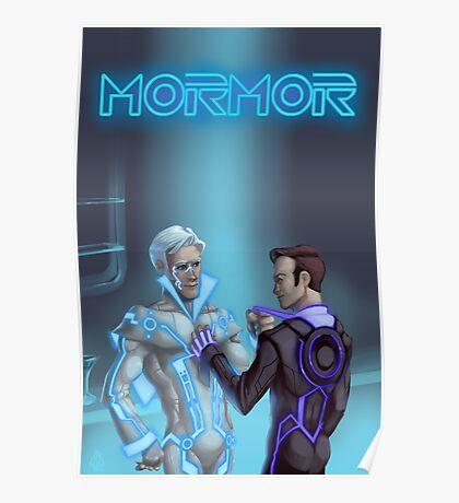 Mormortron Poster
