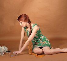 The Seamstress by Lisa Defazio