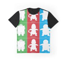 I Choose You: All Graphic T-Shirt