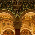 Inside the Cathedral Basilica  by barnsis
