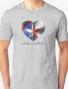 stucky heart T-Shirt