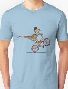 Dino Bike Unisex T-Shirt