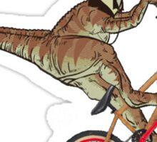 Dino Bike Sticker