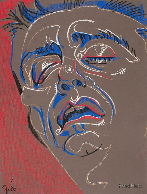 Christophe by Fred Hatt