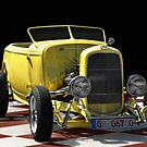 Yellow Hot Rod by Jo-PinX